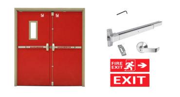 Fire-Proof-Doors